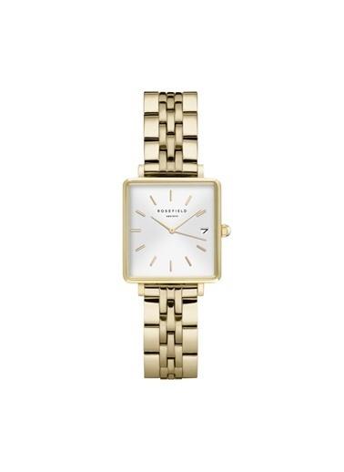 Rosefield Qmwsg.Q021 Kadın Kol Saati Altın